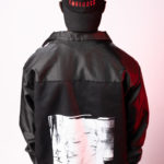 Embedded Black Cover Top (Coach Jacket)